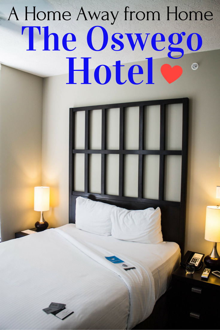 A Home Away from Home in Victoria, Canada - The Oswego Hotel