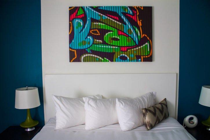 Hotel Zed in Victoria, Canada