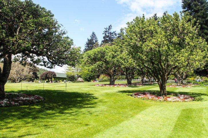 The Butchart Gardens - Vancouver Island, Canada