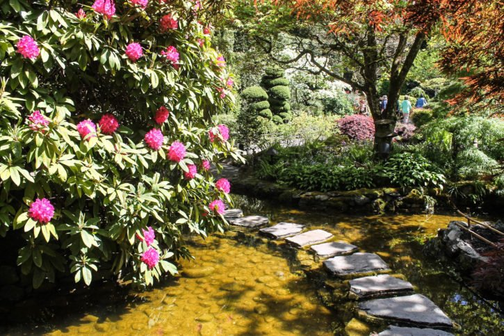The Butchart Gardens - Vancouver Island, Canada