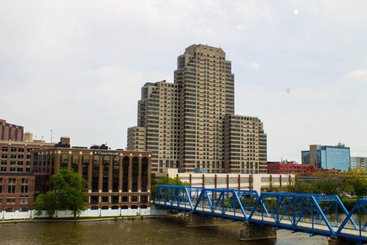 History in Grand Rapids, Michigan
