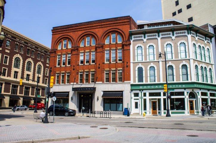 Architecture in Grand Rapids, Michigan