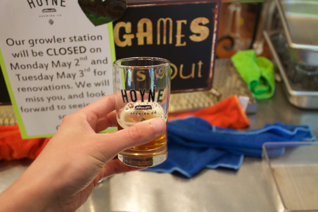 Victoria brew pubs - Hoyne