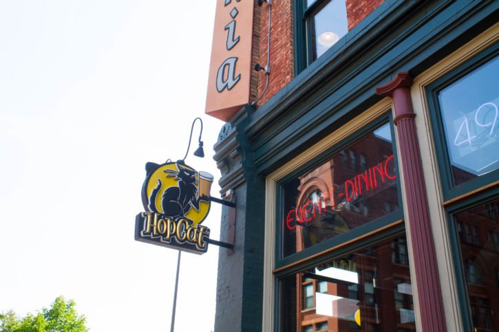 HopCat in Grand Rapids, Michigan