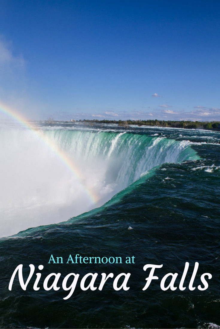An Afternoon at Niagara Falls, Ontario