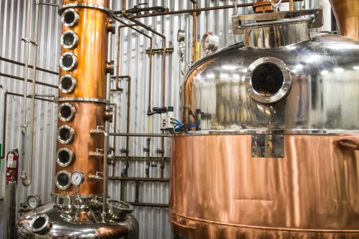 Heritage Distilling Co Review