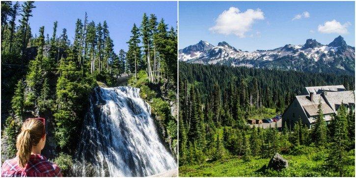 Mt. Rainier National Park - InstaFAM Tour through Washington State