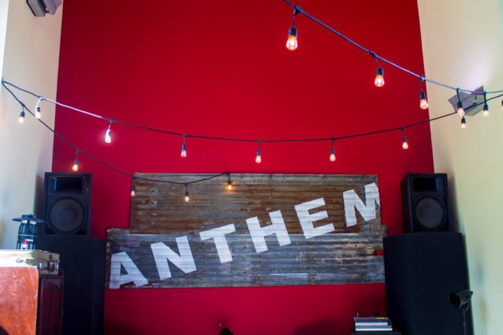 Anthem Coffee in Tacoma, Washington - USA