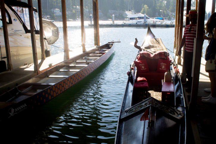 A Gondola Ride in the Middle of the Pacific Northwest - Gig Harbor Gondola
