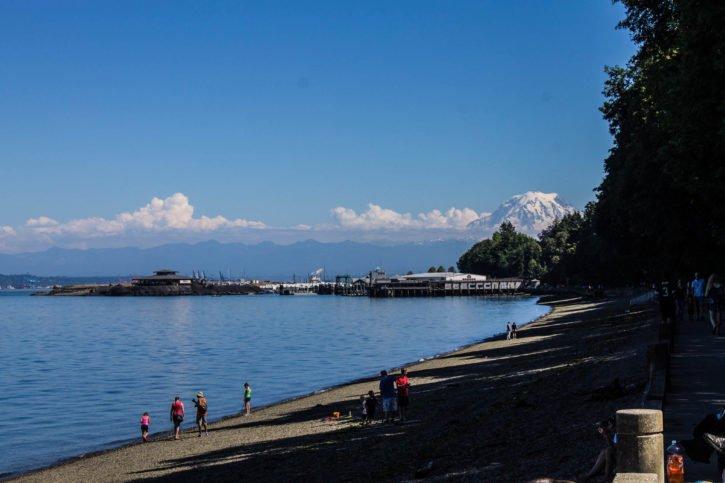 Point Defiance Park - Tacoma, Washington