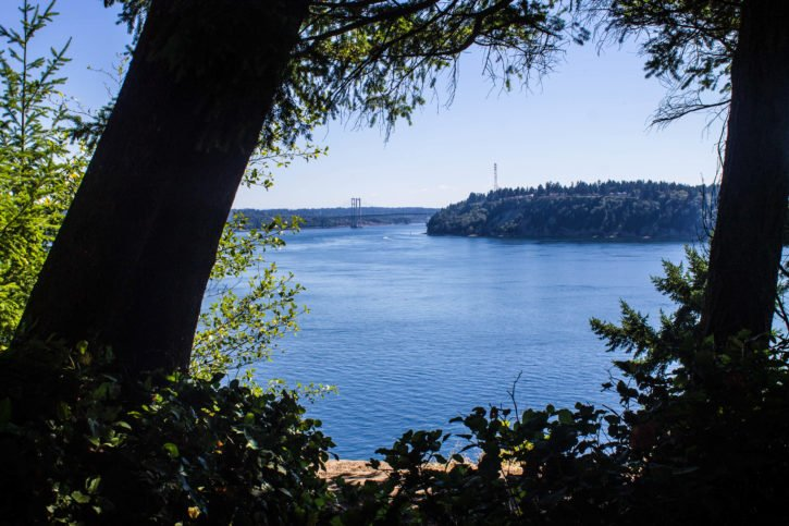 Point Defiance Park - Tacoma, Washington