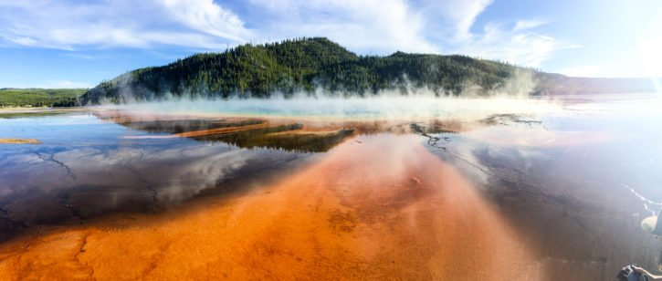 What to see in Yellowstone? Midway Geyser Basin is one of my favorite spots in the park