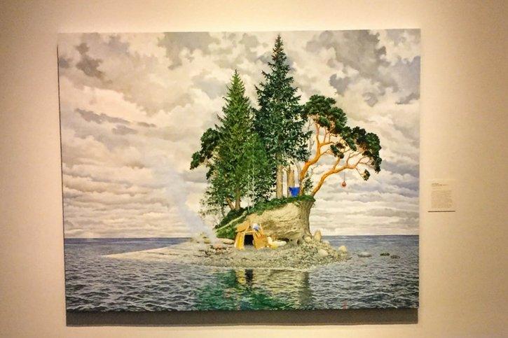 Tacoma Art Museum - Washington, USA