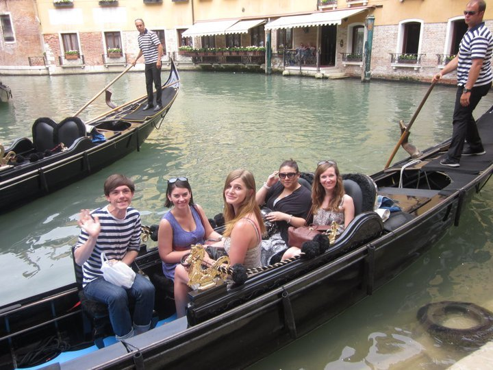 Gondola Ride Experience in Venice, Italy - Europe