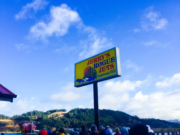 Jerry's Rogue Jets in Gold Beach, Oregon - USA Travel