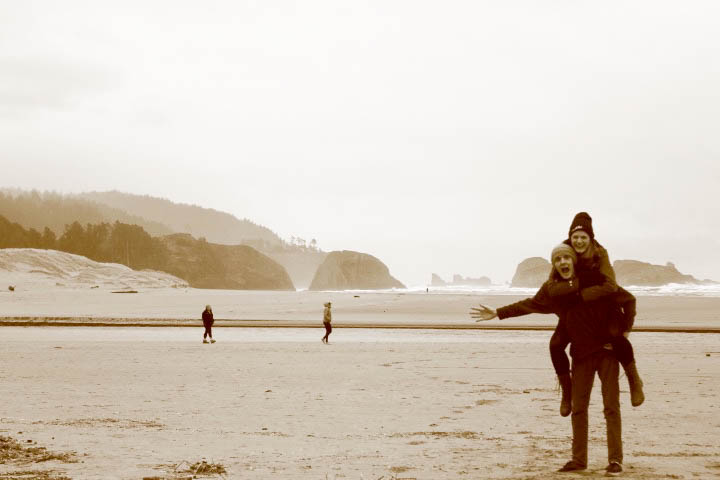 Cannon Beach - Oregon winter getaway - Oregon coast trip