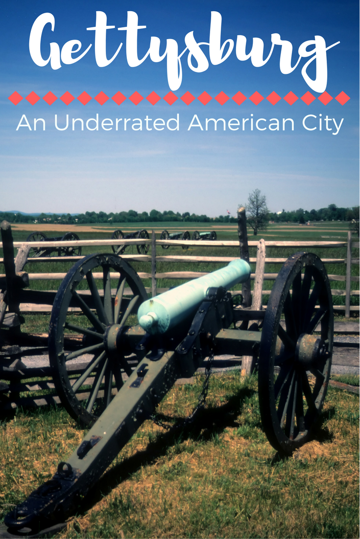 Gettysburg - An Underrated American City - USA Travel
