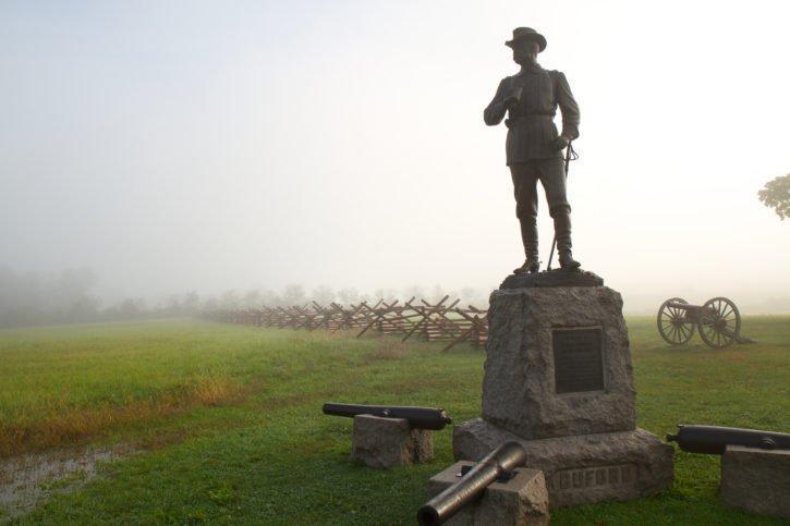 Gettysburg, Pennsylvania - USA Travel