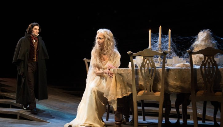 Great Expectations at the Oregon Shakespeare Festival - USA Travel
