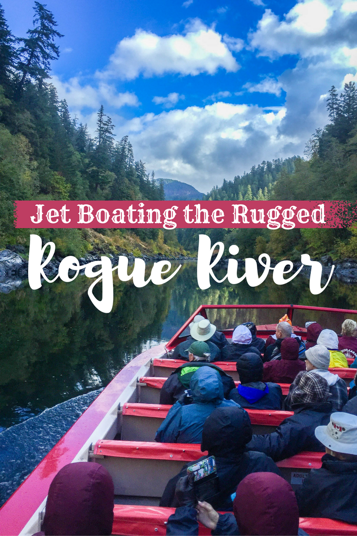 Jet Boating the Rugged Rogue River in Oregon | USA Travel