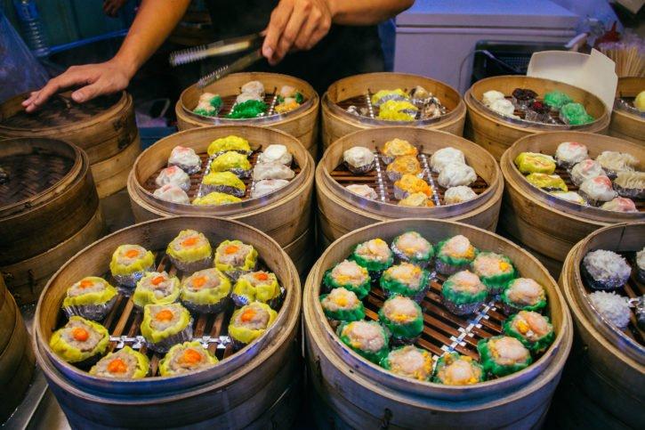 Taiwan Street Food - Fengjia Night Market