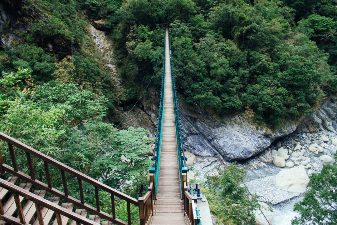 Life in Taiwan - Taroko National Park