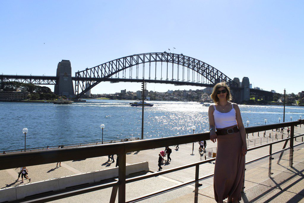 Guide to Getting a Work Visa in Australia for Americans - Americans living in Australia - Sydney Bridge