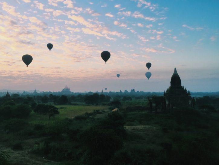 Bagan, Myanmar | Asia Travel