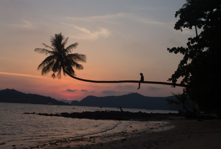 Koh Mak, Thailand at Sunset - Asia Travel