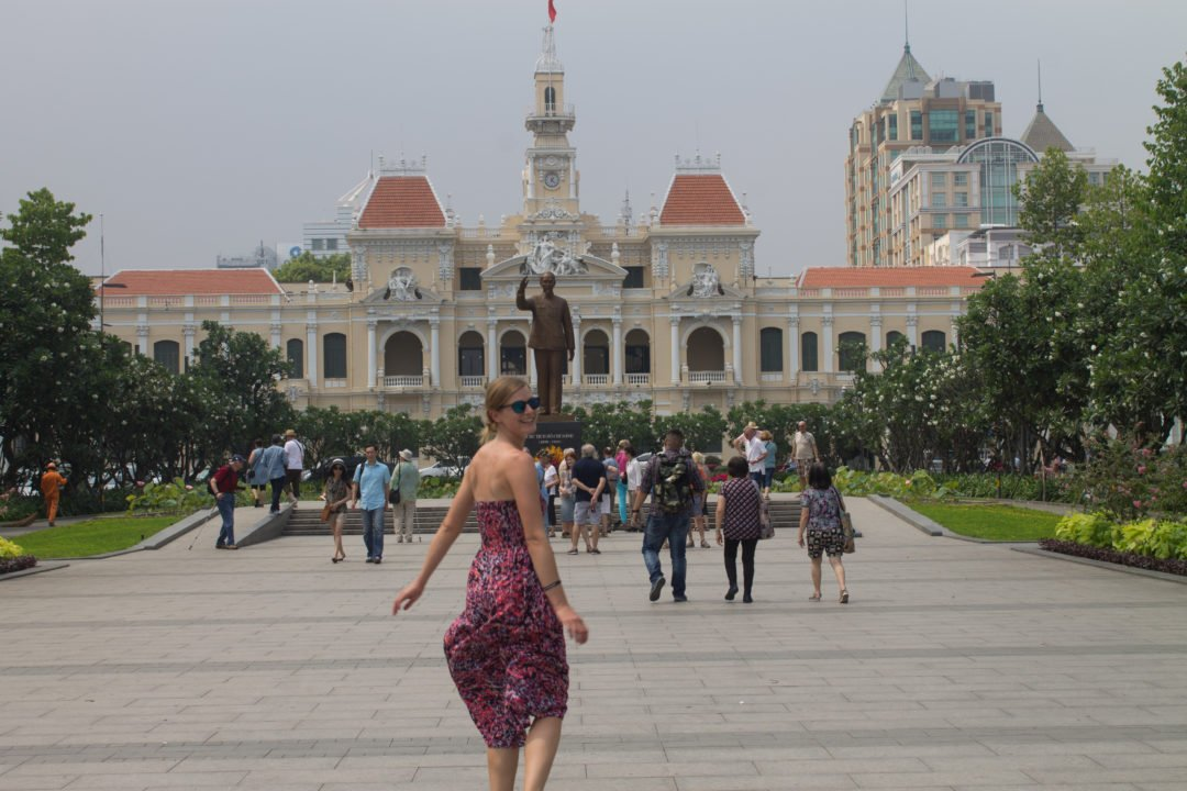 Saigon adventure - Saigon food tour