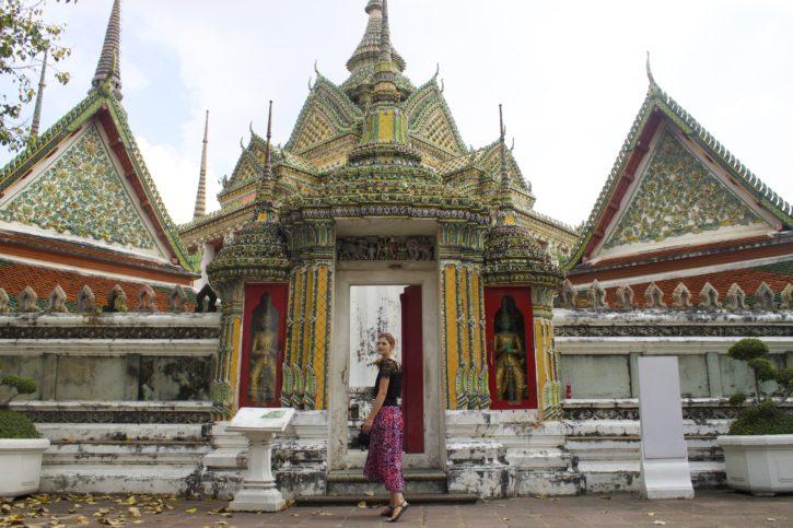 Wat Pho, Bangkok - Thailand - Asia Travel