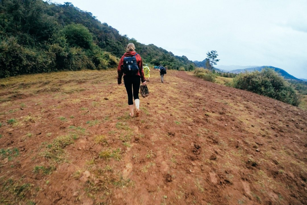 Trekking in Myanmar - The Atlas Heart