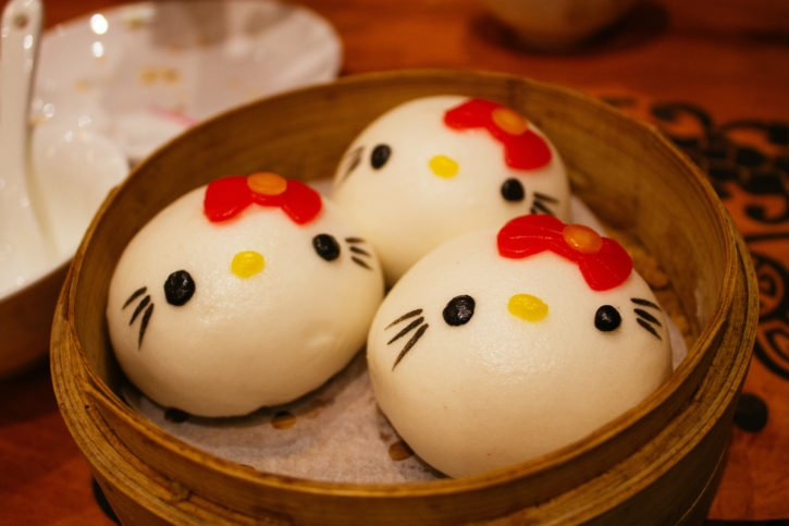 Travel Budgeting for Hong Kong - Hello Kitty Restaurant