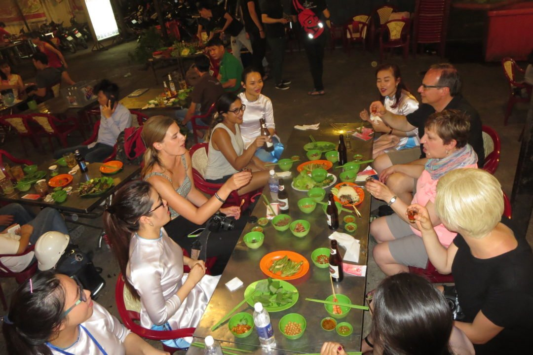 Xo food tour Saigon - motorbike tours
