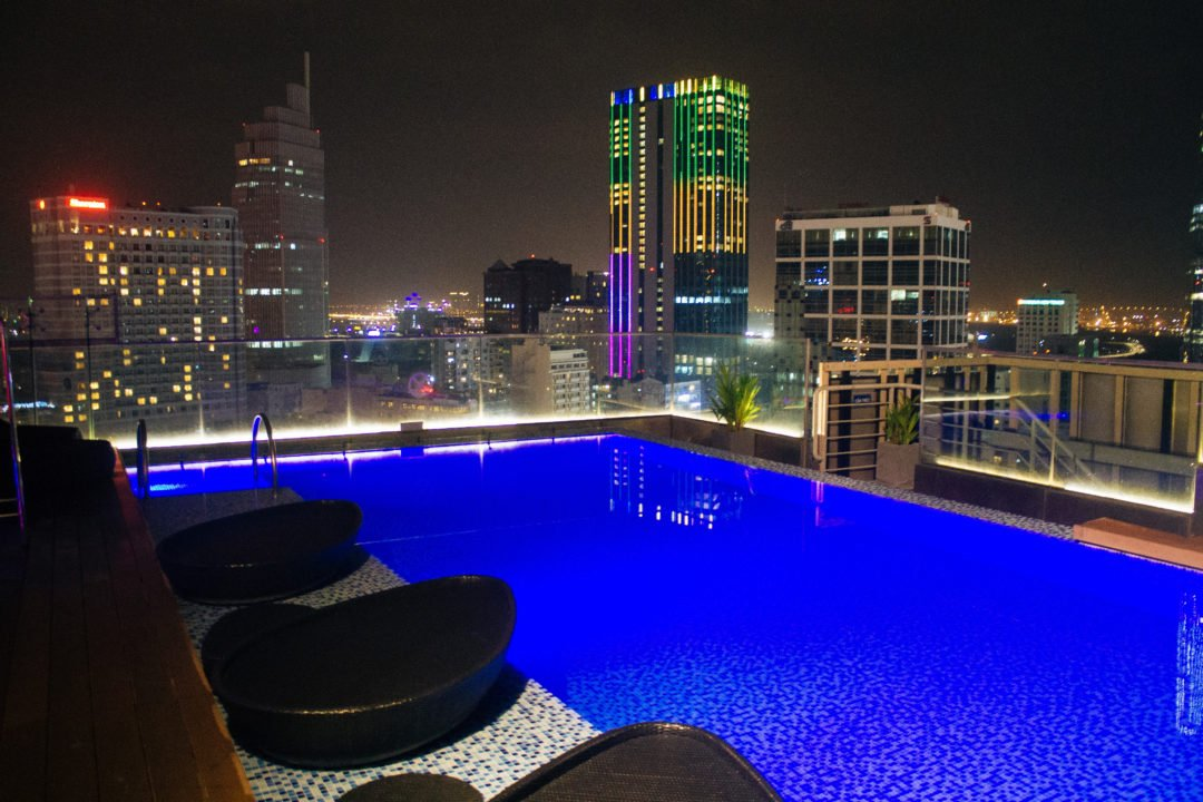 Liberty Central Saigon Citypoint Hotel - Vietnam Travel - where to stay in ho chi minh city
