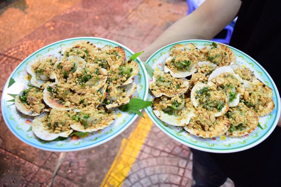 Saigon street food tour with XO tours.