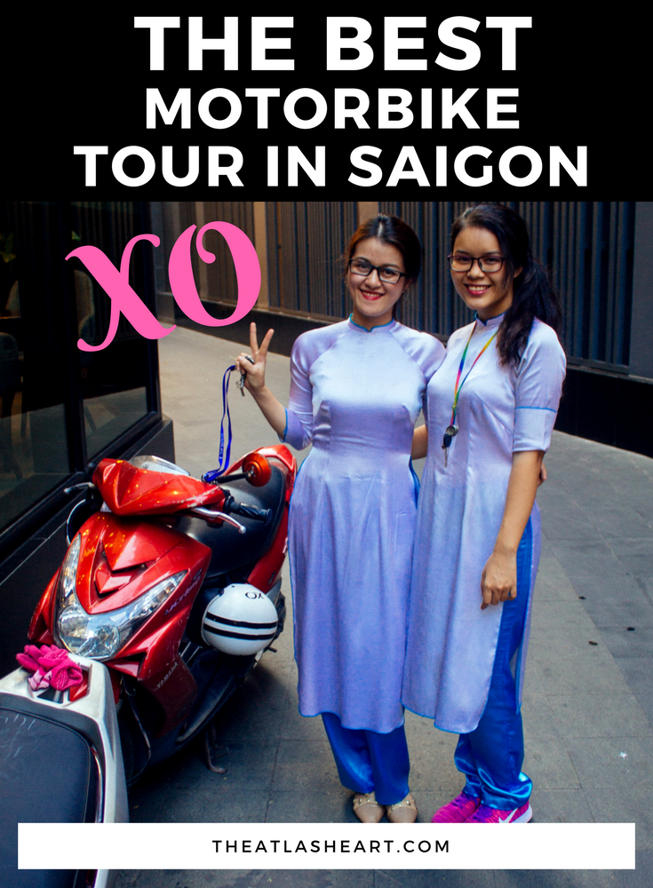 The Best Motorbike Tour in Saigon - XO Tours | Vietnam | Asia Travel | The Atlas Heart