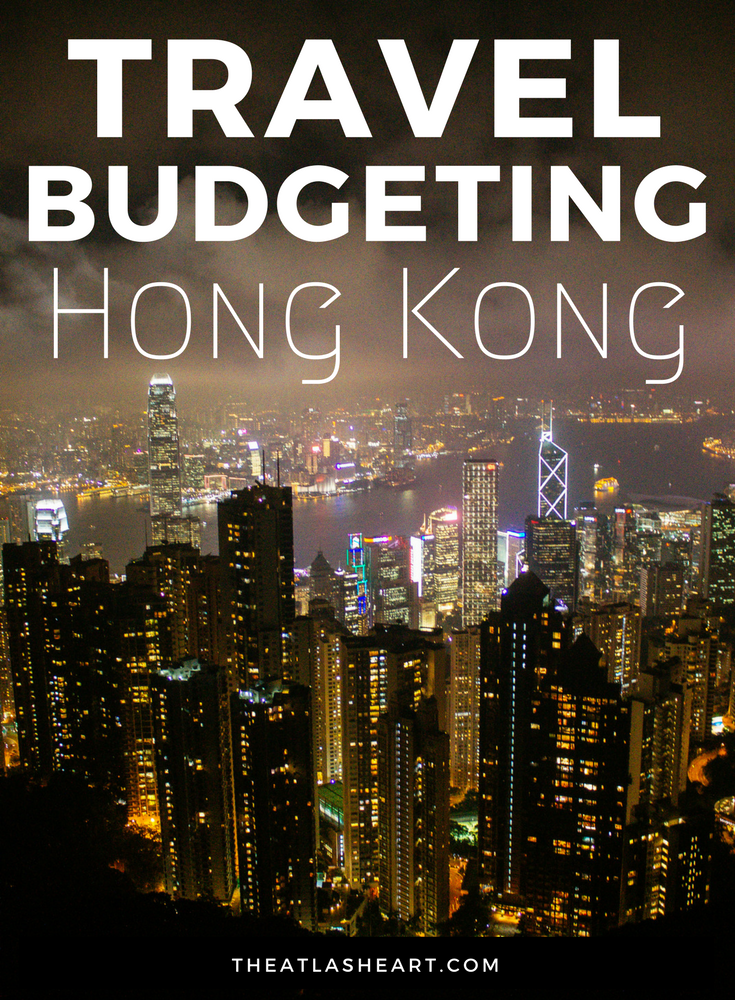 Travel Budgeting for Hong Kong - Asia