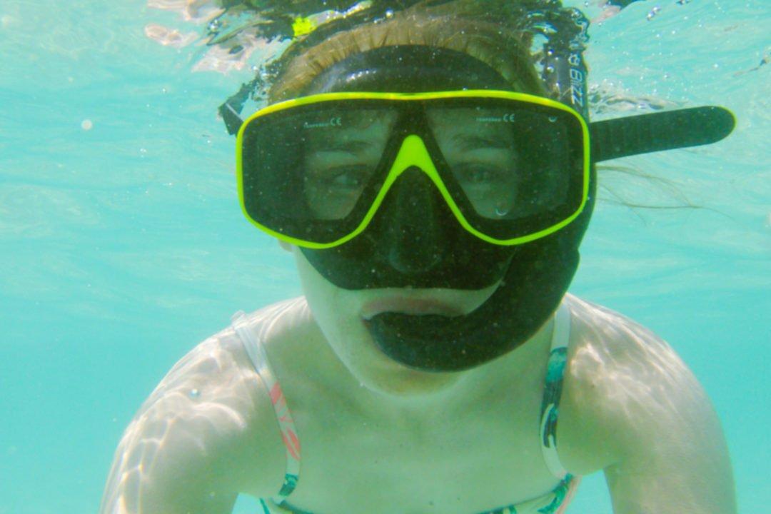 snorkeling Koh Chang, Thailand - Asia Travel