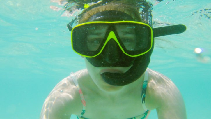 snorkeling Koh Chang, Thailand - Asia Travel
