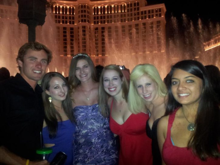 My 22nd birthday in Las Vegas, Nevada - USA Travel