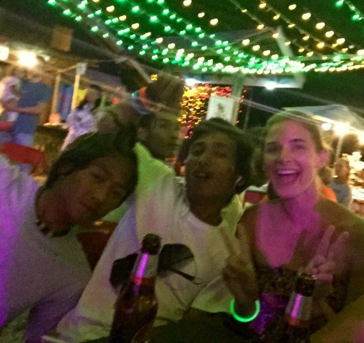 Nightlife in Koh Mak, Thailand - Asia Travel