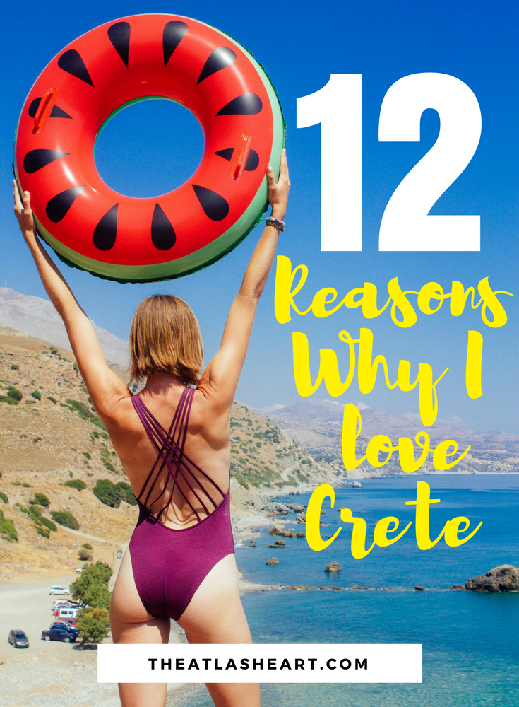 12 Reasons Why I Already Love Crete, Greece | Europe Travel | The Atlas Heart
