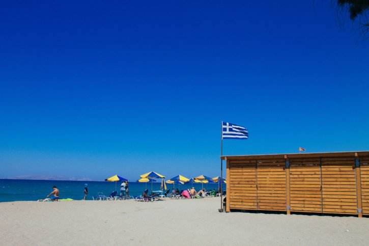 Ammoudara Beach in Crete, Greece - Europe Travel