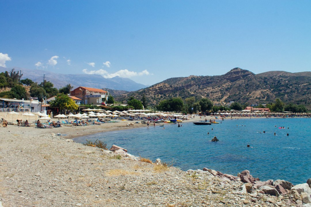 Mediterranean sunshine in Crete, Greece - Europe Travel