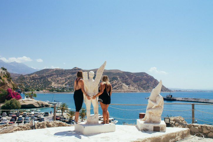 Agia Galini in Crete, Greece - Europe Travel
