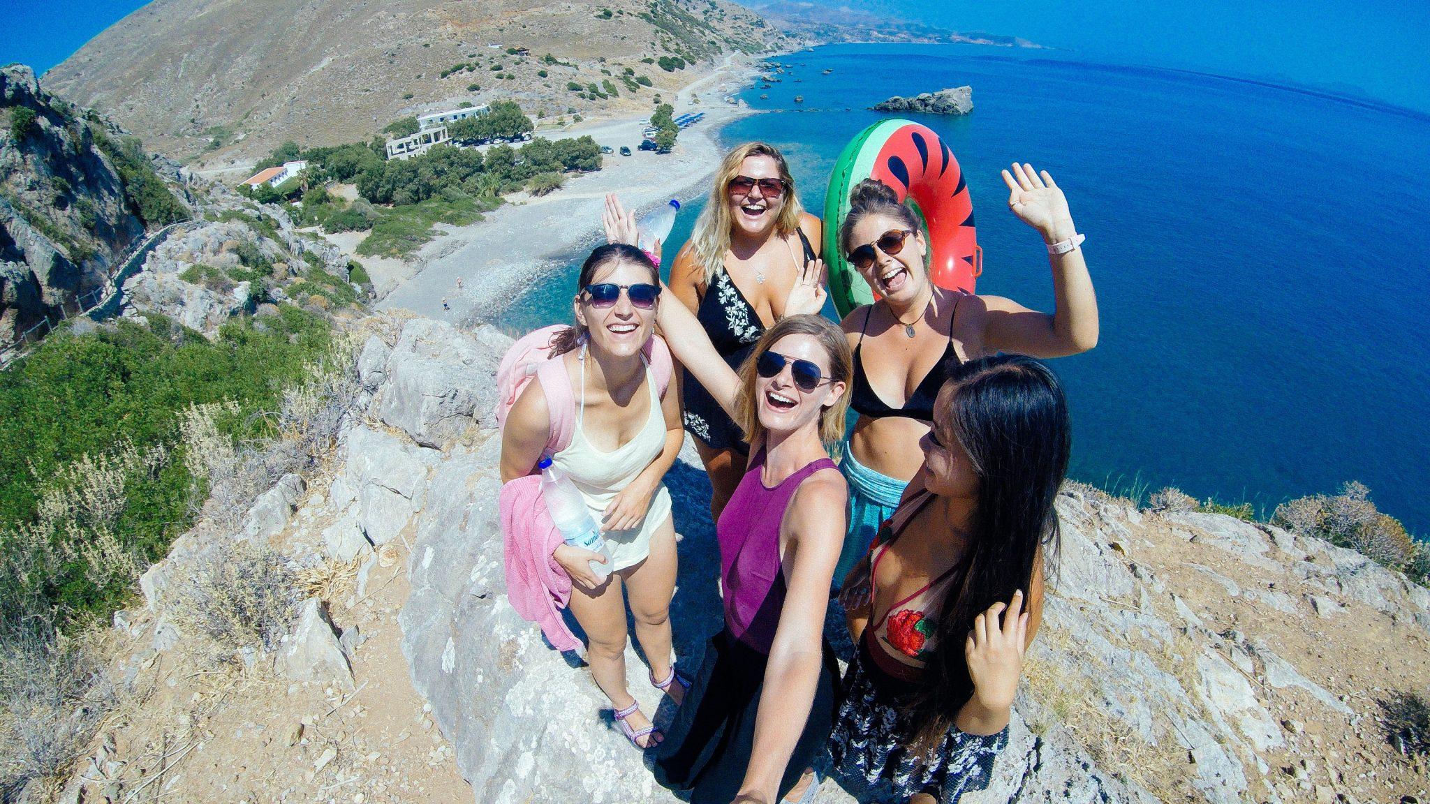 Girls weekend in Crete, Greece - Europe Travel