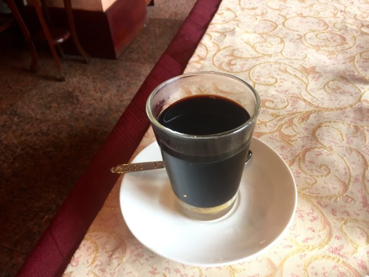 Laotian coffee in Luang Prabang, Laos - Asia Travel