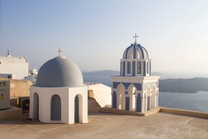 Santorini, Greece - Europe Travel
