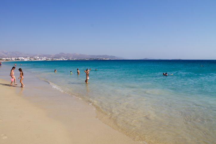 Beaches in Naxos, Greece - Europe Travel